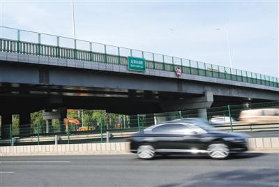 北京首条自行车专用路月底试运营