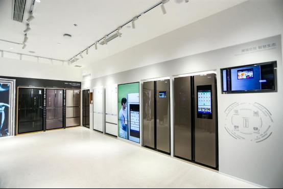 海尔冰箱年累37.1%居第一:智能冰箱